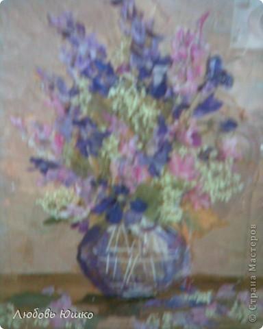 Картина панно рисунок Рисование и живопись картины из природных материалов Листья фото 12