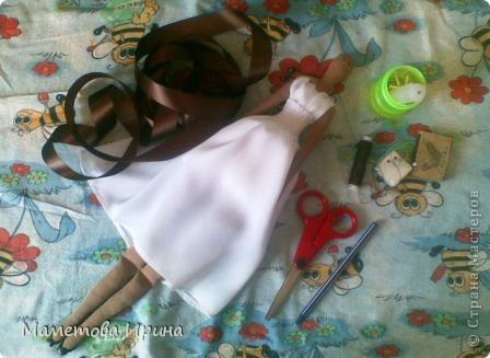 Мастер класс прическа для куклы фото 2