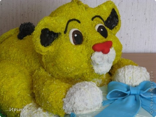 "торт ""Симба"" фото 3"