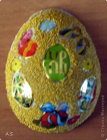 Такие яички-магниты мы с дочкой сделали на Пасху в подарок родственникам, друзьям, преподавателям фото 14