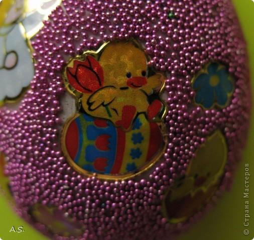 Такие яички-магниты мы с дочкой сделали на Пасху в подарок родственникам, друзьям, преподавателям фото 16