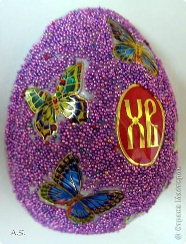 Такие яички-магниты мы с дочкой сделали на Пасху в подарок родственникам, друзьям, преподавателям фото 12