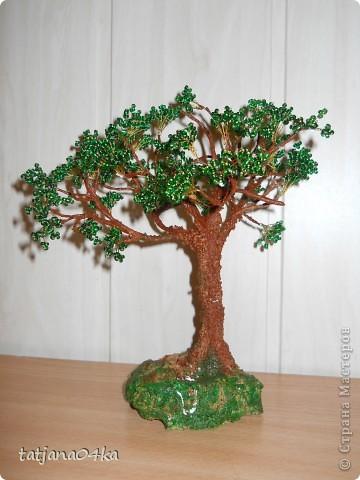 бисерные деревца фото 18