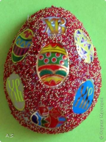 Такие яички-магниты мы с дочкой сделали на Пасху в подарок родственникам, друзьям, преподавателям фото 18