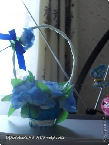 в основе мыло. ленты. булавки. цветы. запах сирень фото 6