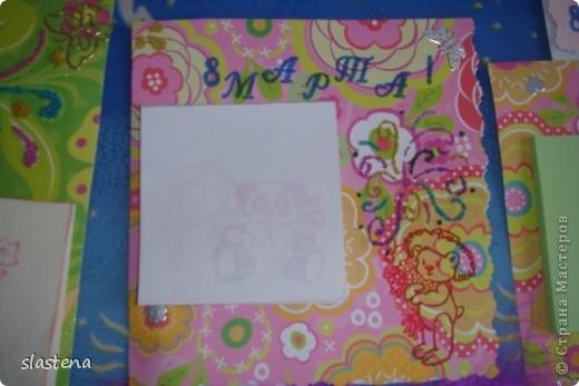 открытка-магнит на холодильник фото 2