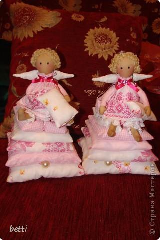 Ангелы к Пасхе и Принцессы фото 10