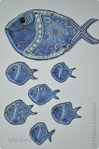 значок рыбы: