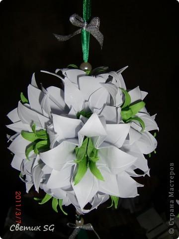 двойная лилия фото 2