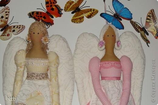 Ангелы к Пасхе и Принцессы фото 9