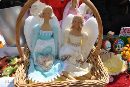 Ангелы к Пасхе и Принцессы фото 13