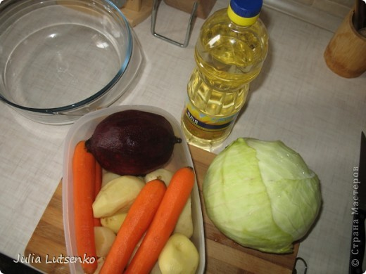 У меня всегда было проблемой накормить мужа овощами, ну разве что иногда картофельным пюре и салатом из свежих овощей. Макаронник он у меня заядлый, и ничего не поделаешь.... до того как попробовал это замечательное блюдо! фото 3