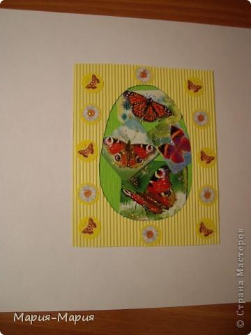 Это наши с дочкой (7 лет) открыточки... фото 2