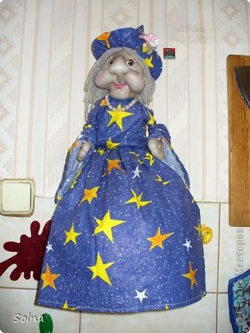 Принцесса Звезд Шила сыночку комплект постельного белья, остались кусочки. Из них и родилась принцесса. фото 1