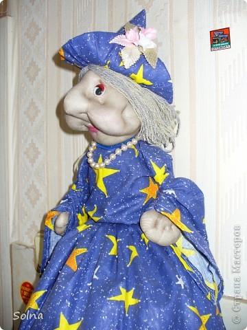 Принцесса Звезд Шила сыночку комплект постельного белья, остались кусочки. Из них и родилась принцесса. фото 2