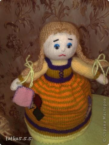 Мои игрушки.  Кукла-перевёртыш. фото 1