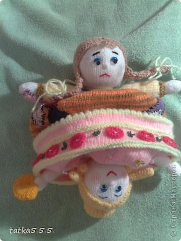 Мои игрушки.  Кукла-перевёртыш. фото 7