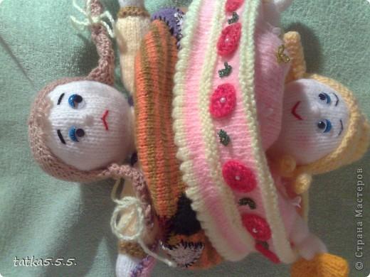 Мои игрушки.  Кукла-перевёртыш. фото 8