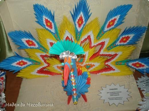 Выставка наших работ в школе. фото 2