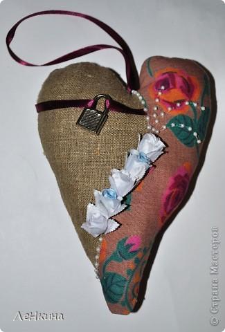 Тильда-сердце фото 1