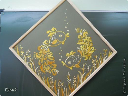 Золотая рыбка... фрагмент 1 фото 3