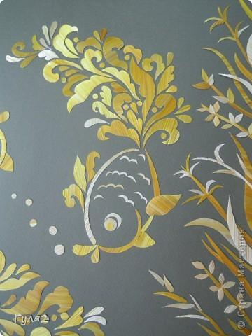 Золотая рыбка... фрагмент 1 фото 2