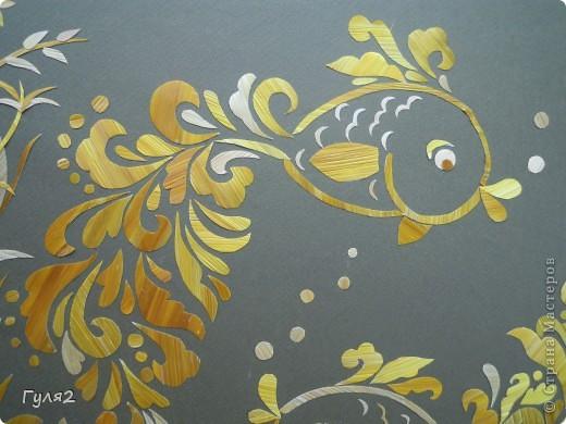 Золотая рыбка... фрагмент 1 фото 1