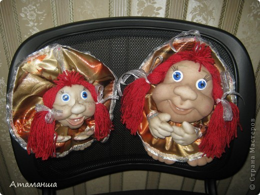 """ЛЕСЬКА куколка """"На удачу"""" фото 3"""