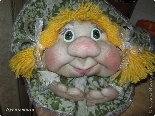 """ЛЕСЬКА куколка """"На удачу"""" фото 1"""