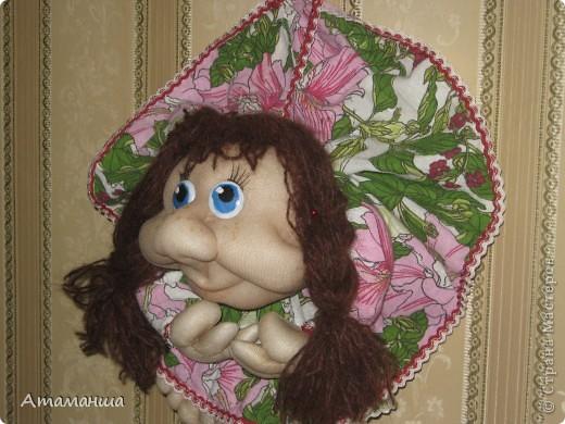 """ЛЕСЬКА куколка """"На удачу"""" фото 6"""