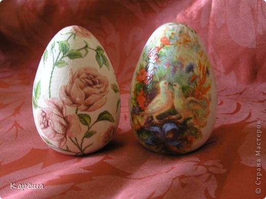 Здравствуйте, дорогие Мастерицы!!! Наконец-то немного доделались мои пасхальные яйца, конечно, ножки будут у всех яиц, просто сейчас времени не хватает их доделать.  фото 7