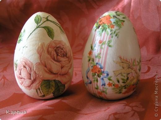 Здравствуйте, дорогие Мастерицы!!! Наконец-то немного доделались мои пасхальные яйца, конечно, ножки будут у всех яиц, просто сейчас времени не хватает их доделать.  фото 8