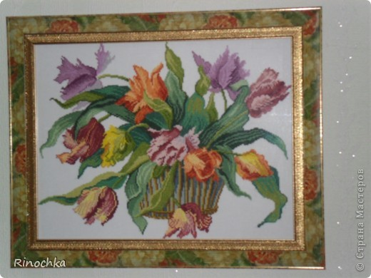 Тюльпаны для мамы на юбилей фото 1