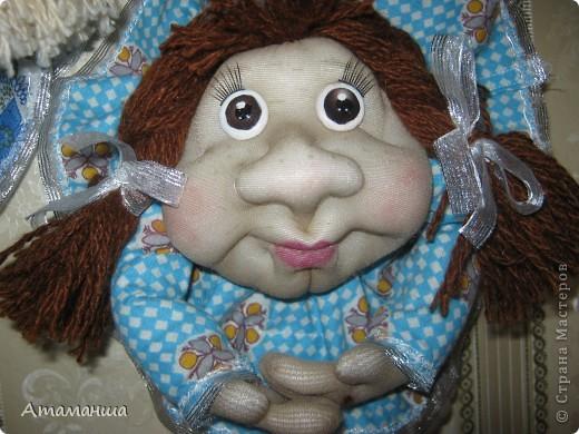 """ЛЕСЬКА куколка """"На удачу"""" фото 4"""