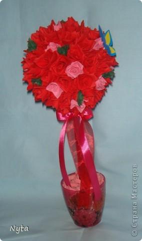 Дерево №2!  Делалось в подарок сестре. Подарок подарен-сестра довольна))))))) фото 1