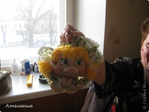 """ЛЕСЬКА куколка """"На удачу"""" фото 2"""