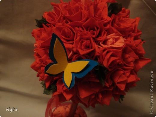 Дерево №2!  Делалось в подарок сестре. Подарок подарен-сестра довольна))))))) фото 2