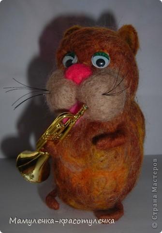 Кот-музыкант! фото 3