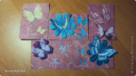 Моя вторая серия под названием Бабочки! фото 1