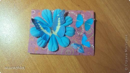 Моя вторая серия под названием Бабочки! фото 2