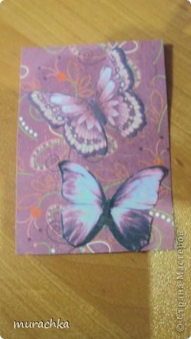 Моя вторая серия под названием Бабочки! фото 4