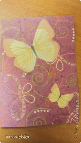 Моя вторая серия под названием Бабочки! фото 6