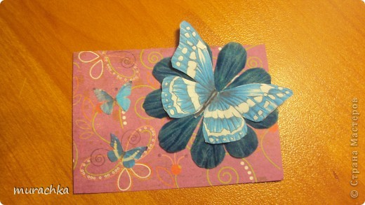 Моя вторая серия под названием Бабочки! фото 5