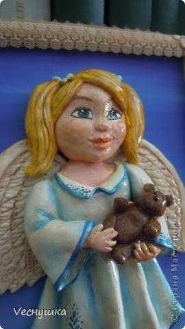 Всем зашедшим в гости - привет! Представляю вашему вниманию своих ангелочков. Их сделала в подарок для маленьких деток своих родственников и друзей.  Этого замечательного ангела увидела в блоге Ларисы Ивановой и, как говорится, не смогла пройти мимо! фото 8