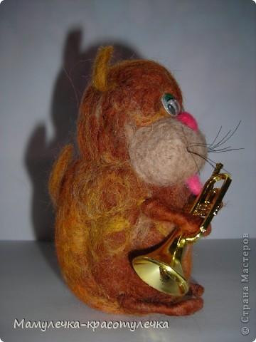 Кот-музыкант! фото 4