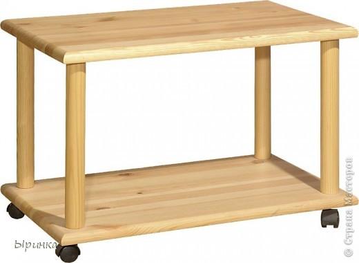 """Стол из Ikea. Столешница размером 50х70 см Использовала декупажную карту чуть меньше самой столешницы, края карты спрятала под """"ободок"""" из яичной скорлупы.  фото 9"""