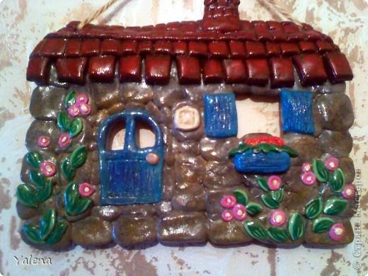 Этот домик был сделан 2 года назад, для моей любимой подруги Татьяны.