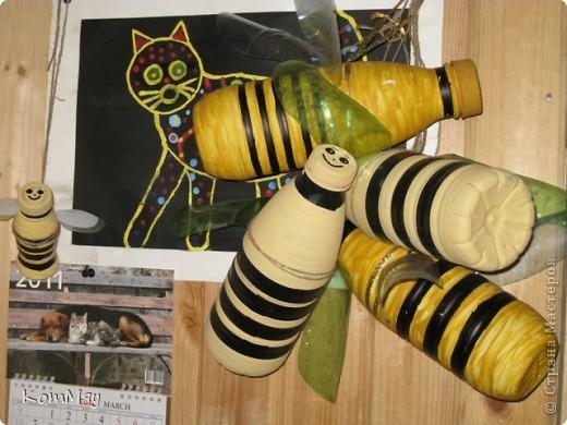 Вот такие пчёлки прилетели ко мне этой весной... Спасибо нашим мастерицам за подсказки фото 3