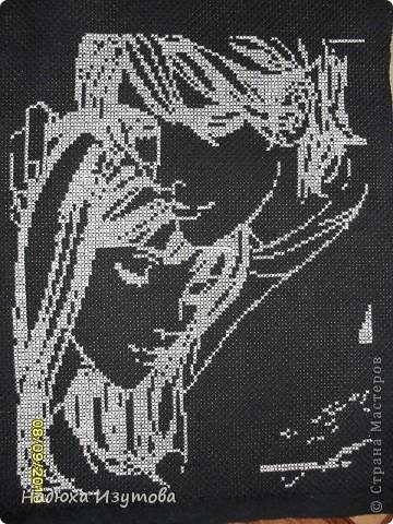 вышивка крестом фото 1