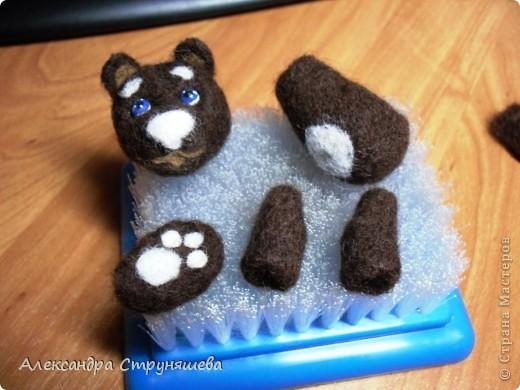 Шоколадный мишка Митяй фото 9